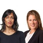 Maya Bhandari and Felicity Long