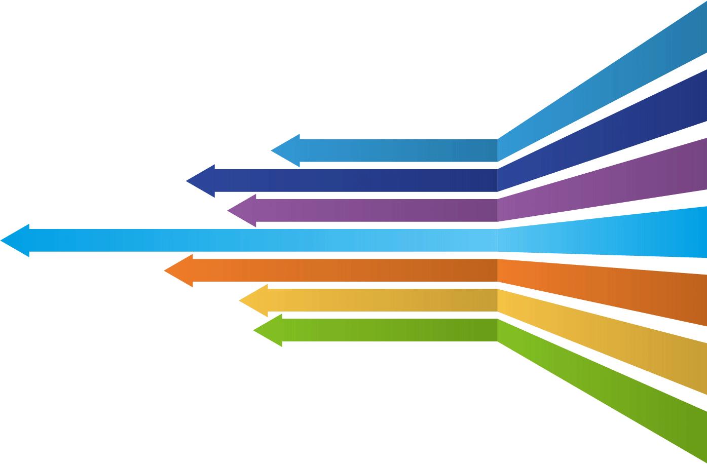 Initiatives arrows
